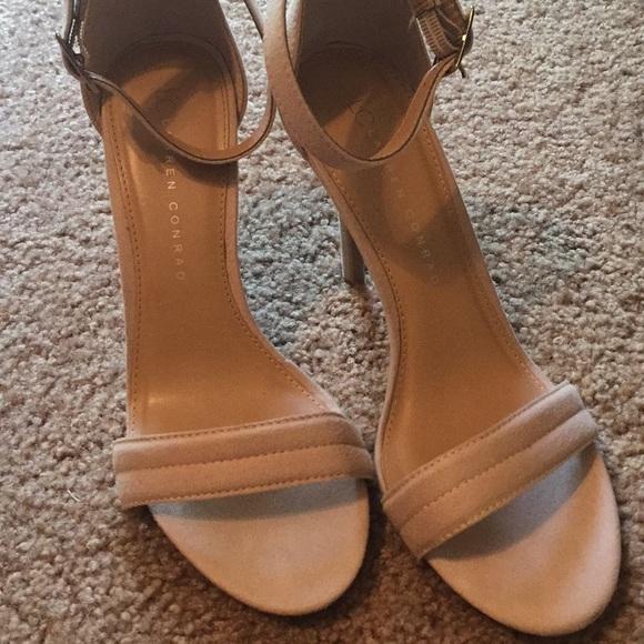 5c6880c47 Lauren Conrad summer heels